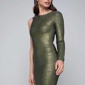 BEBE Electra Bandage Dress